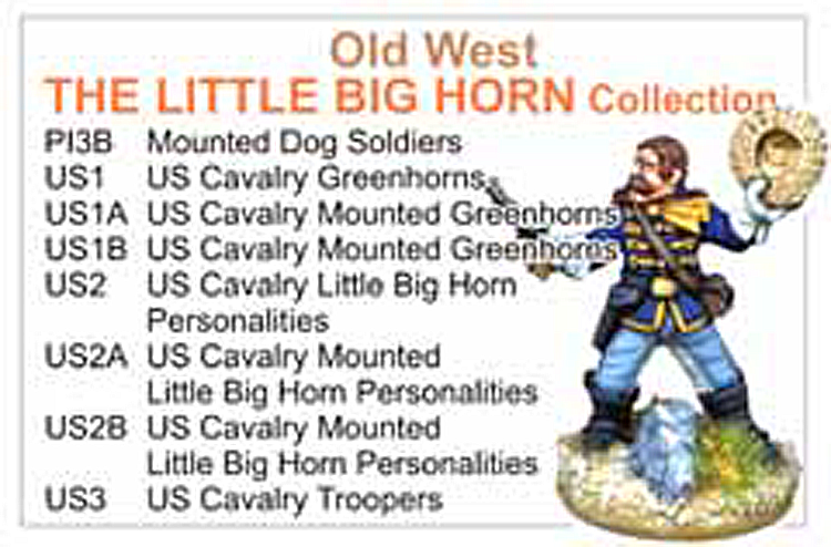 The Little Big Horn Collection