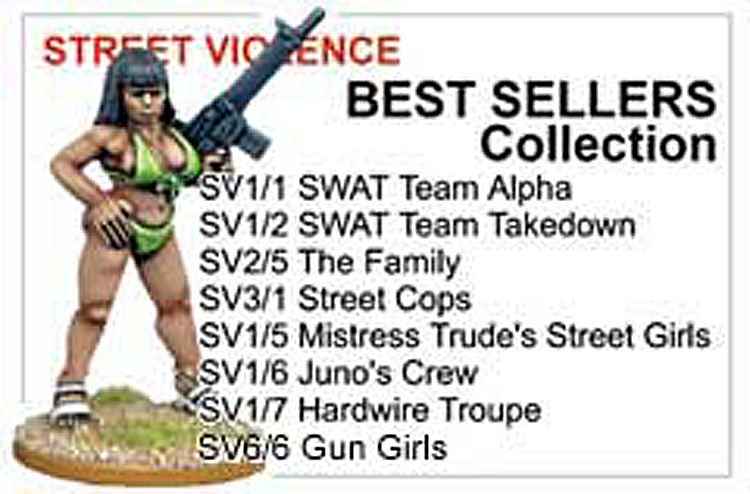 Street Violence Best Sellers Collection