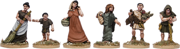 Ancient Townsfolk