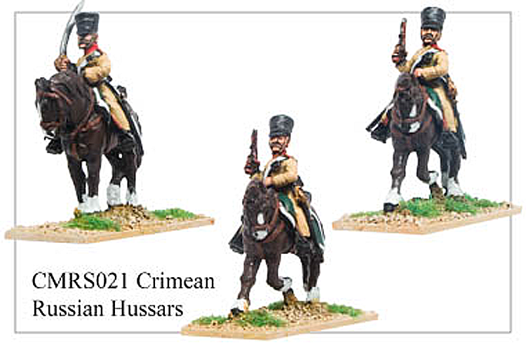 Crimean War Russian - Crimean Russian Hussars