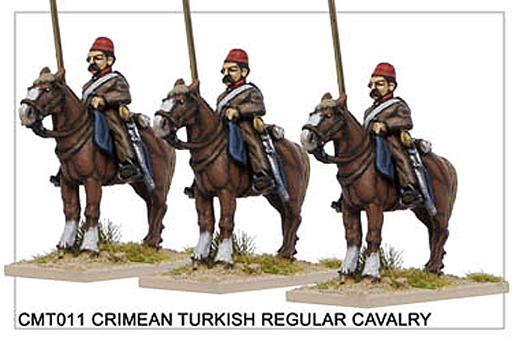 Crimean War Turkish - Crimean Turkish Regular Cavalry