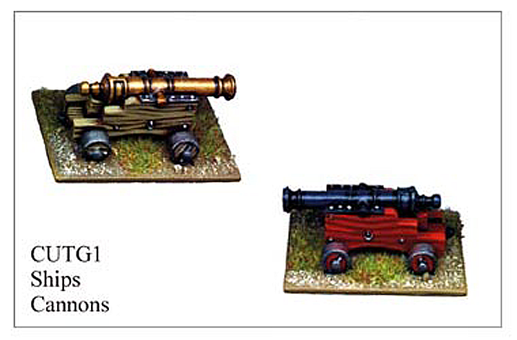 Pirates And Swashbucklers  - Cannon