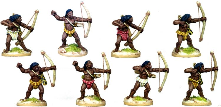 Tribal Archers