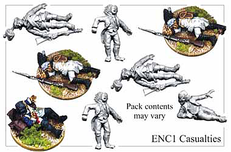 Napoleonic French - Early Napoleonic Casualties
