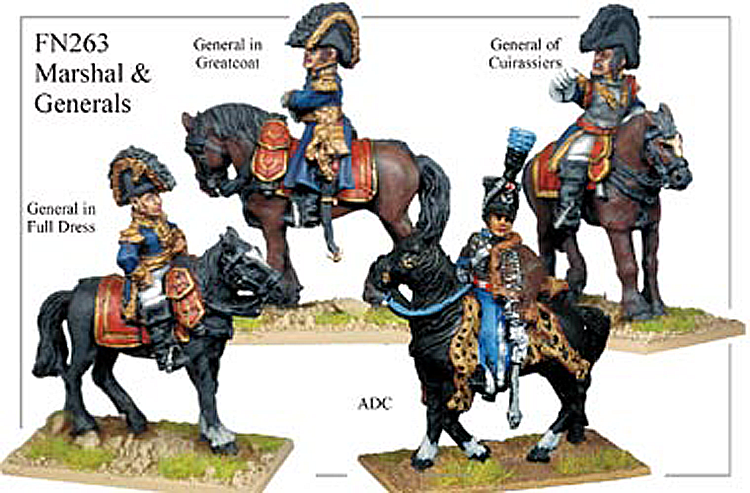 Napoleonic French - Generals