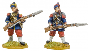 Imperial Guard in Light Kit