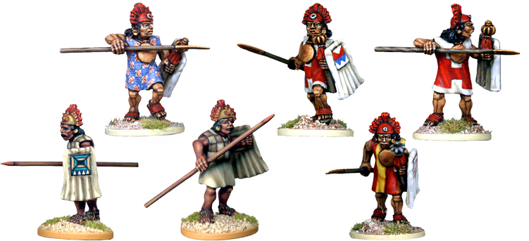 Inca Spearmen