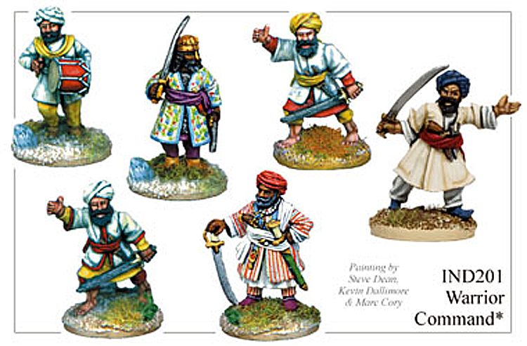 Colonial Sikh Wars - Warrior Command