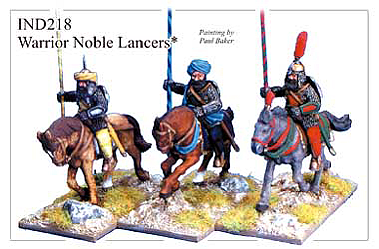 Colonial Sikh Wars - Warrior Noble Lancers