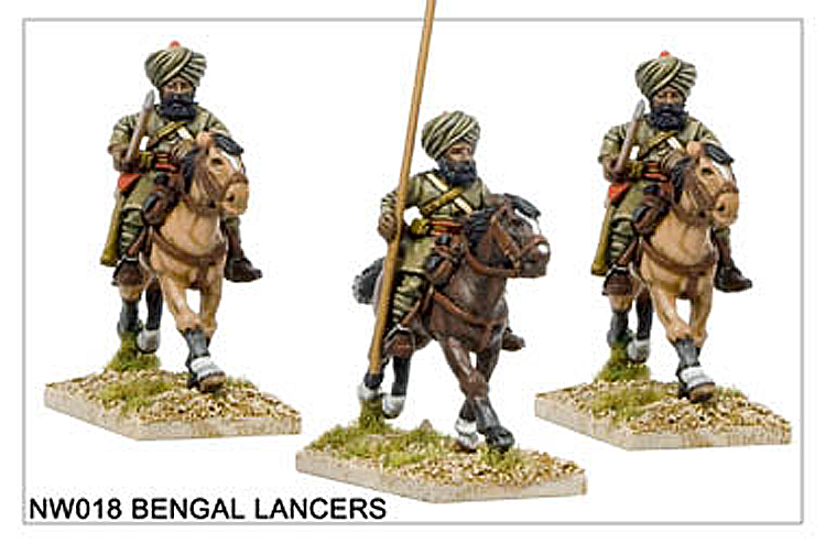 Colonial The North West Frontier - Bengal Lancers