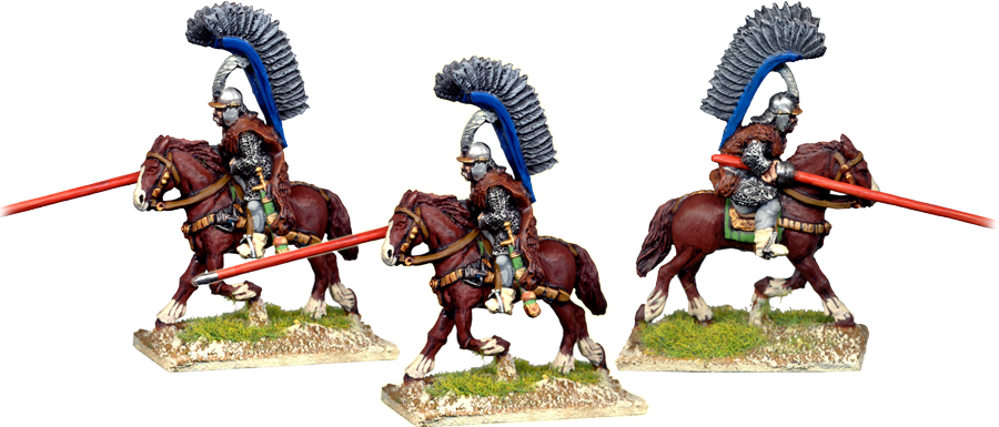 Winged Hussars Charging (2 wings)