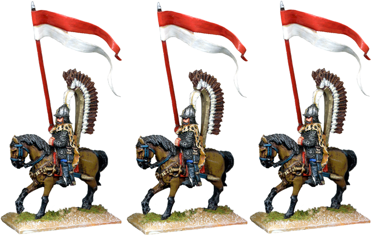 Winged Hussars (2 wings)