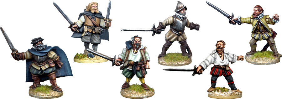 Squire Edward's Swashbucklers