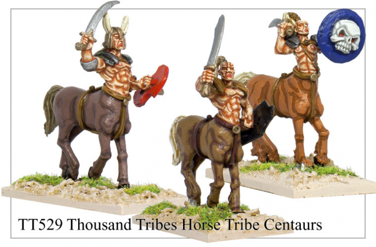 Horse Tribe Centaurs