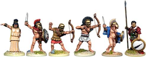 Classical Greek Heroes