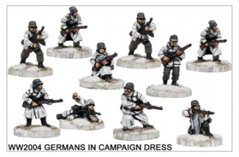 Germans in Campaign Dress