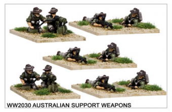Australian Support Weapons