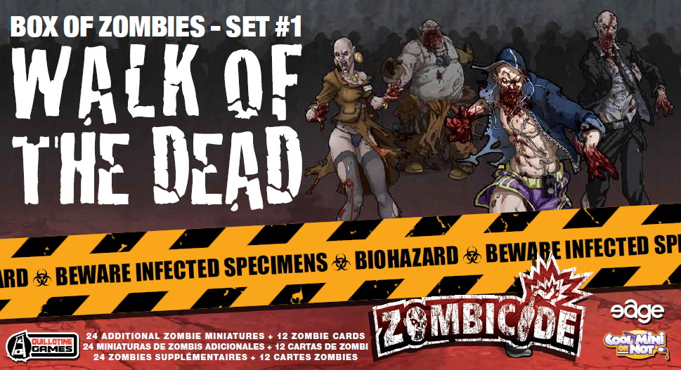 Zombicide: Gaming Night Kit #2