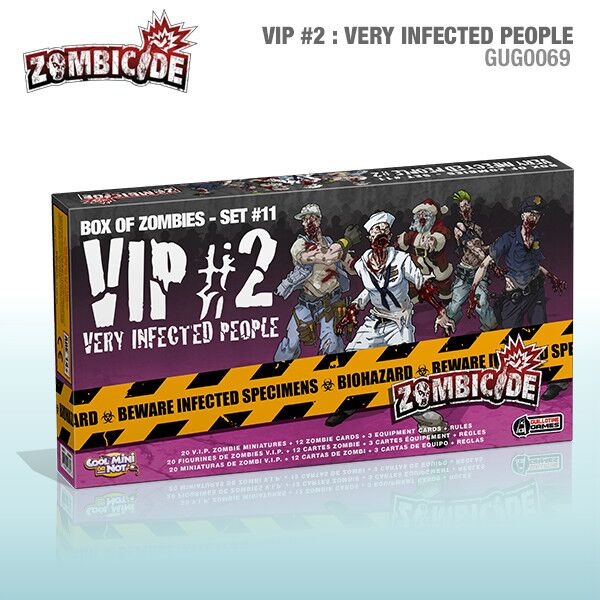 Zombicide: VIP #2: Very Infected People