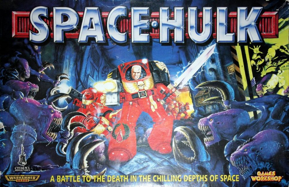 Space Hulk (second edition)