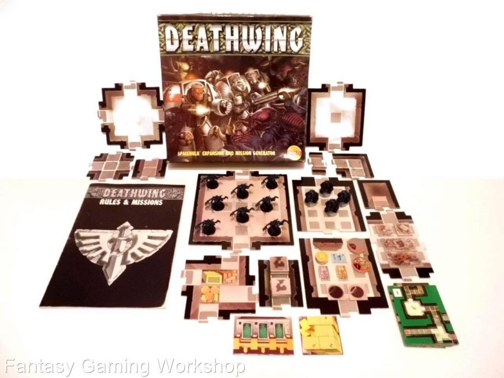 Deathwing - Space Hulk 1-edition Expansion