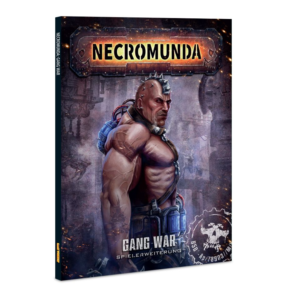 Necromunda: Gang War (German)