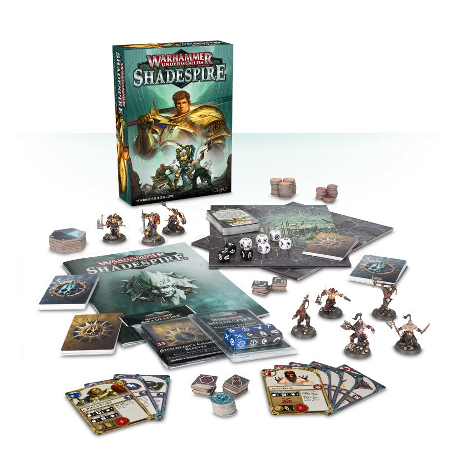 Steelheart's Champions Collection (Chinese)