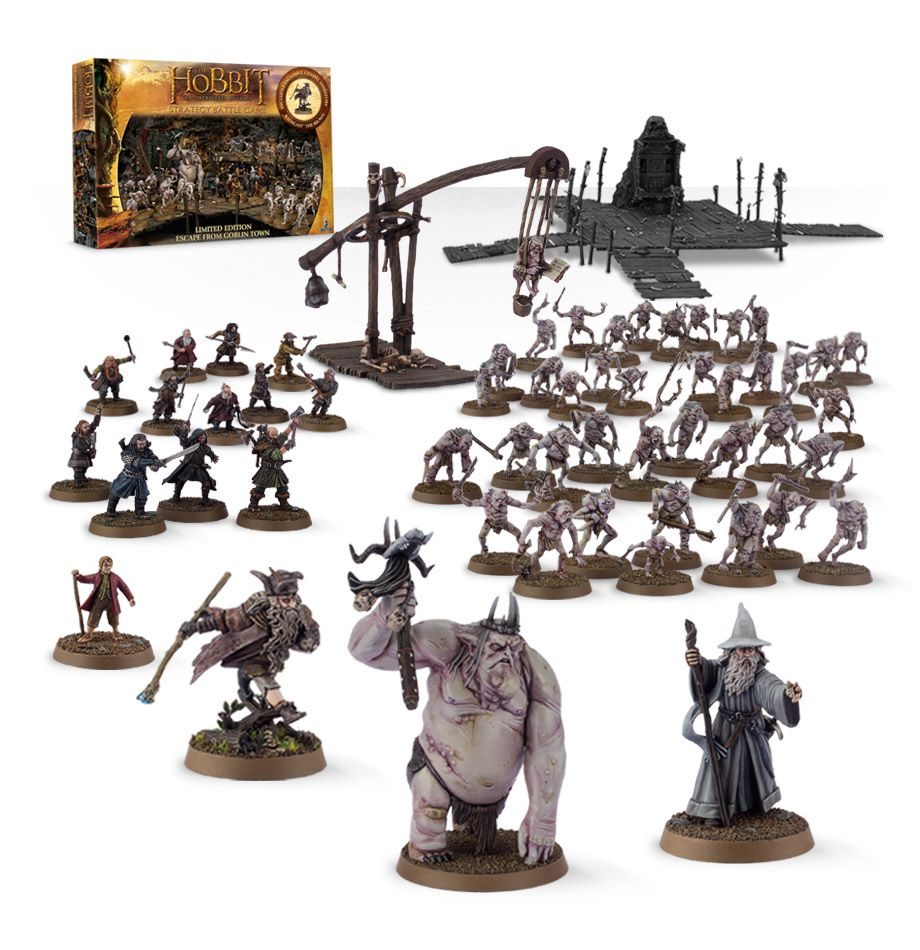 The Hobbit: Escape from Goblin Town - Limited Edition