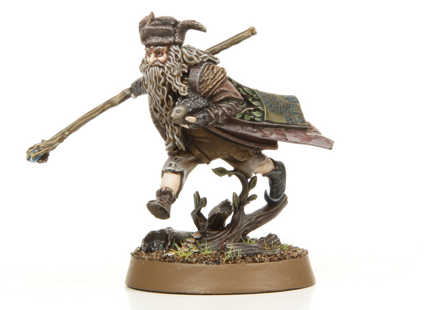 The Hobbit: Escape from Goblin Town - Limited Edition   Miniset net