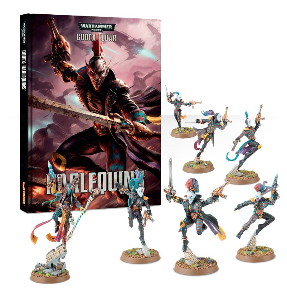 Start Collecting: Harlequins bundle