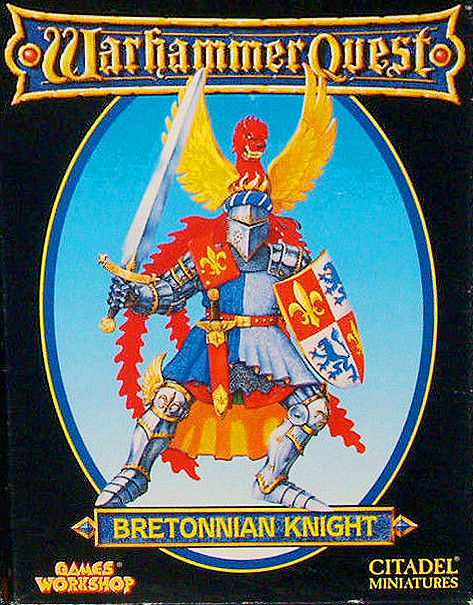 Bretonnian Knight Warrior Pack