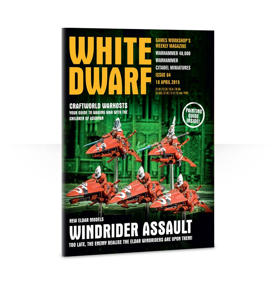 White Dwarf Issue 64
