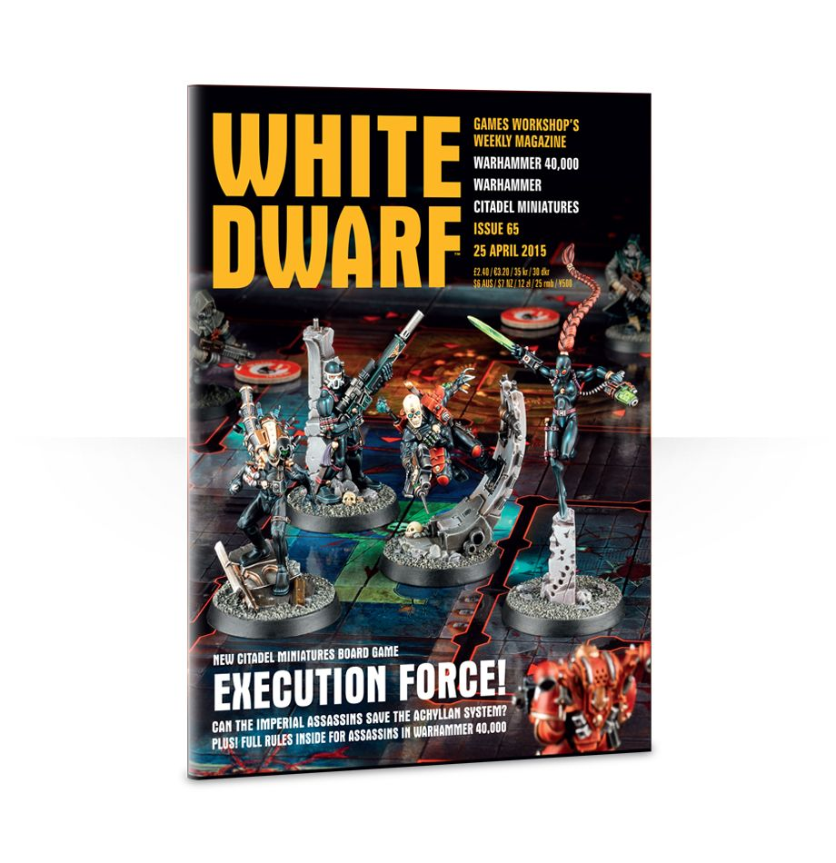 White Dwarf Issue 65