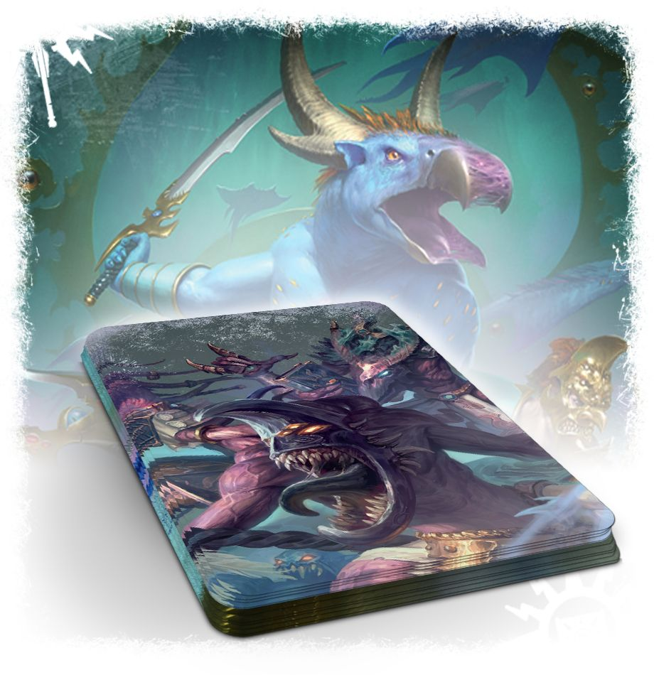 Tzeentch Magic Cards
