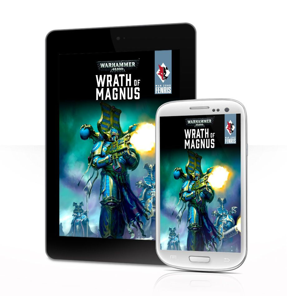 War Zone Fenris: Wrath of Magnus (eBook Edition)