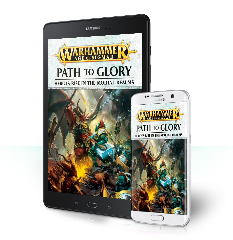 Warriors Rise To Glory Vsetop: Warhammer Age Of Sigmar: Path To Glory (ePub) From Games