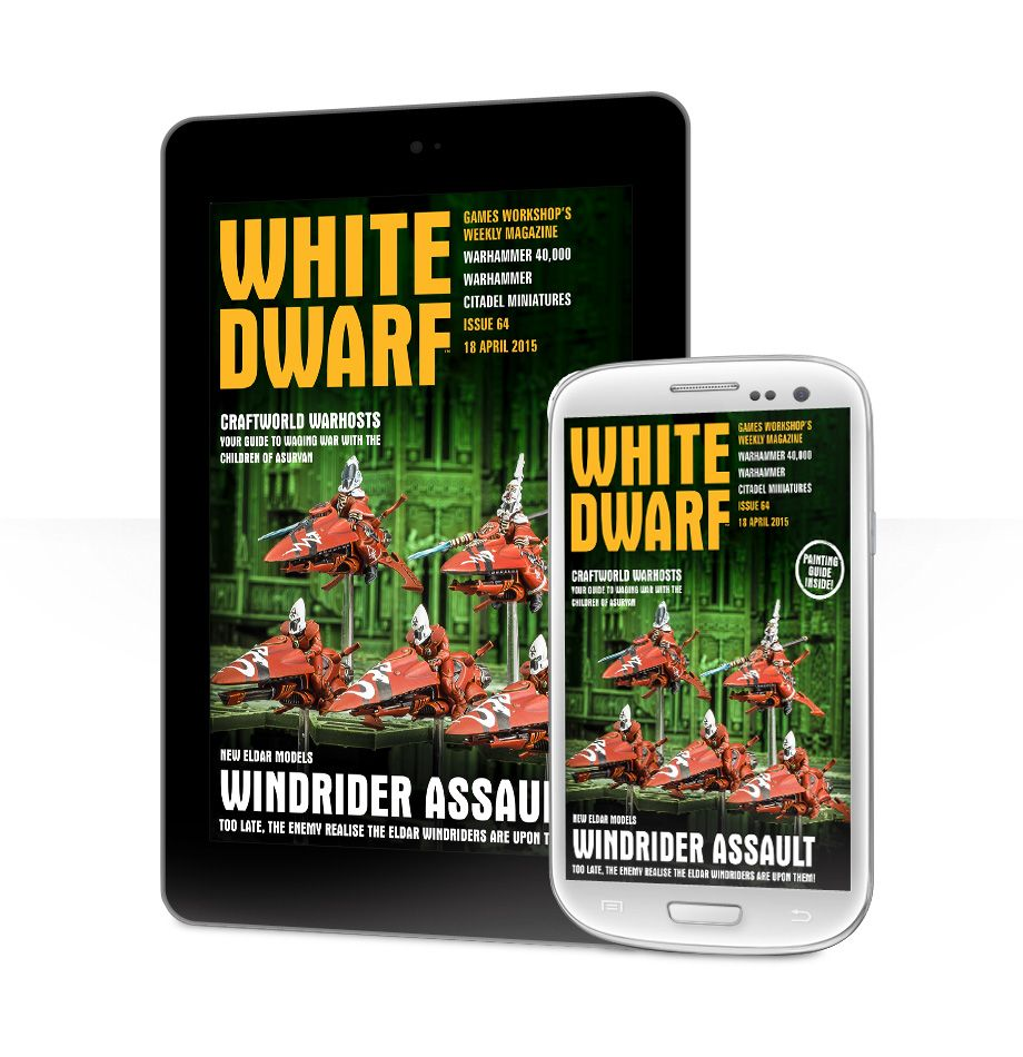 White Dwarf Issue 64 (eBook)