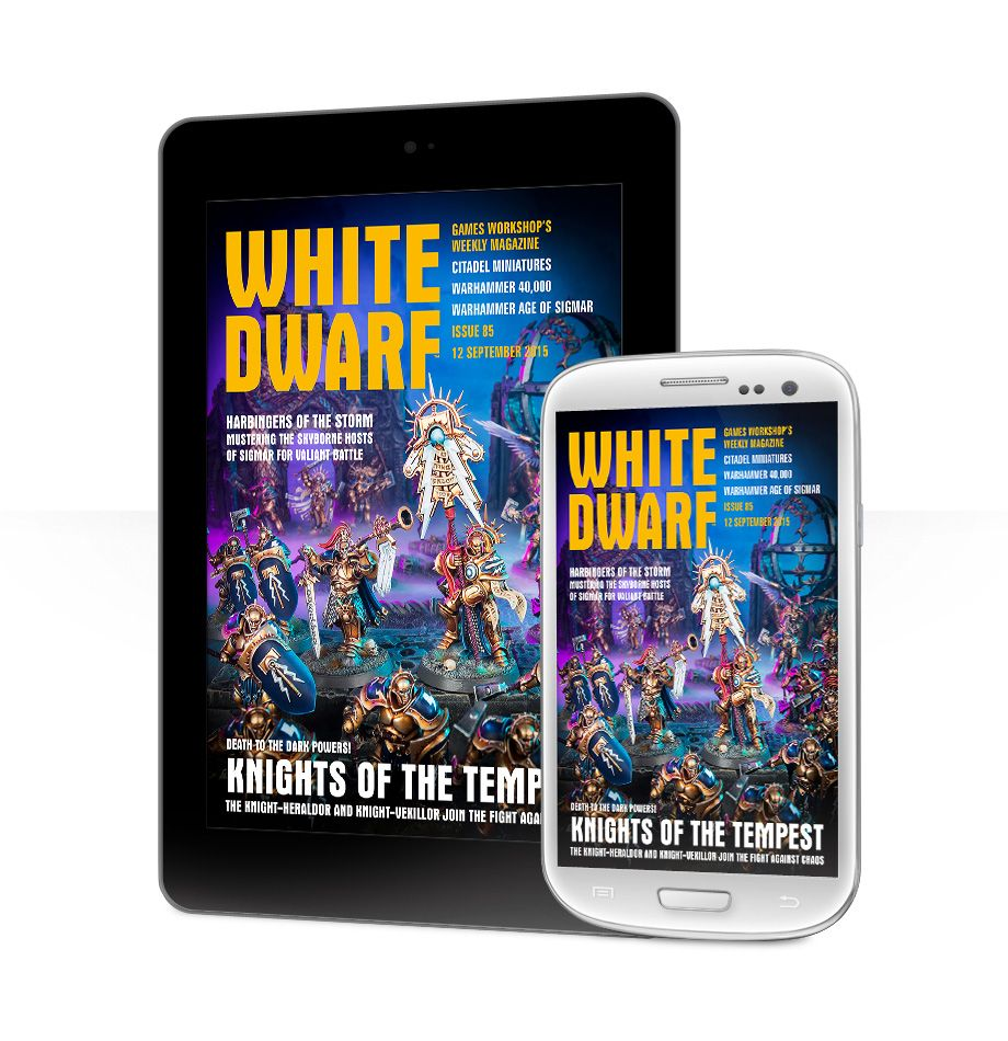 White Dwarf Issue 85 (Digital)