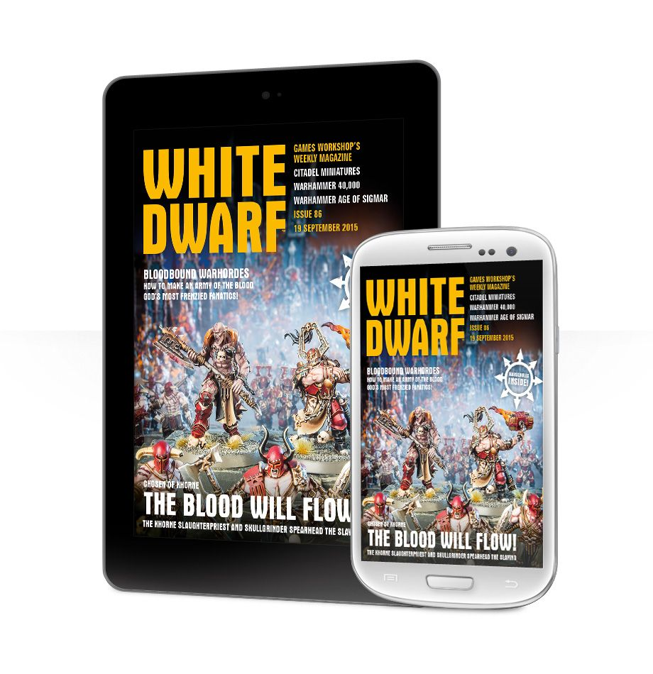 White Dwarf Issue 86 (Digital)