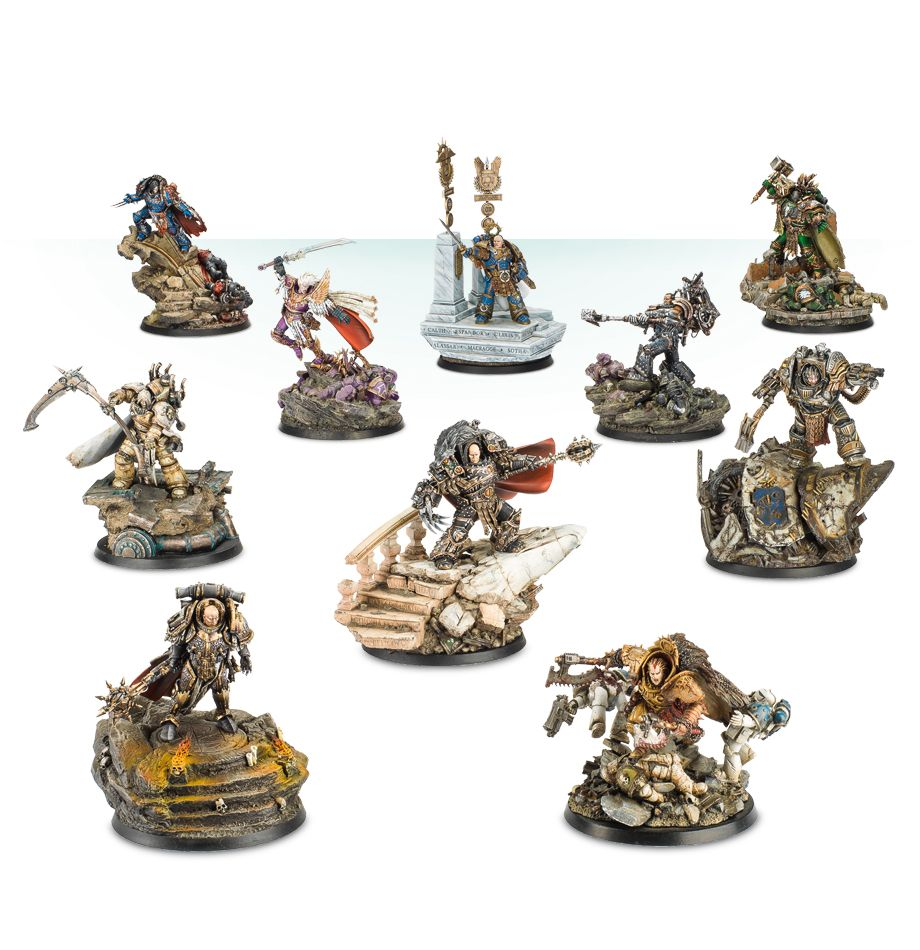 The Primarch Collection