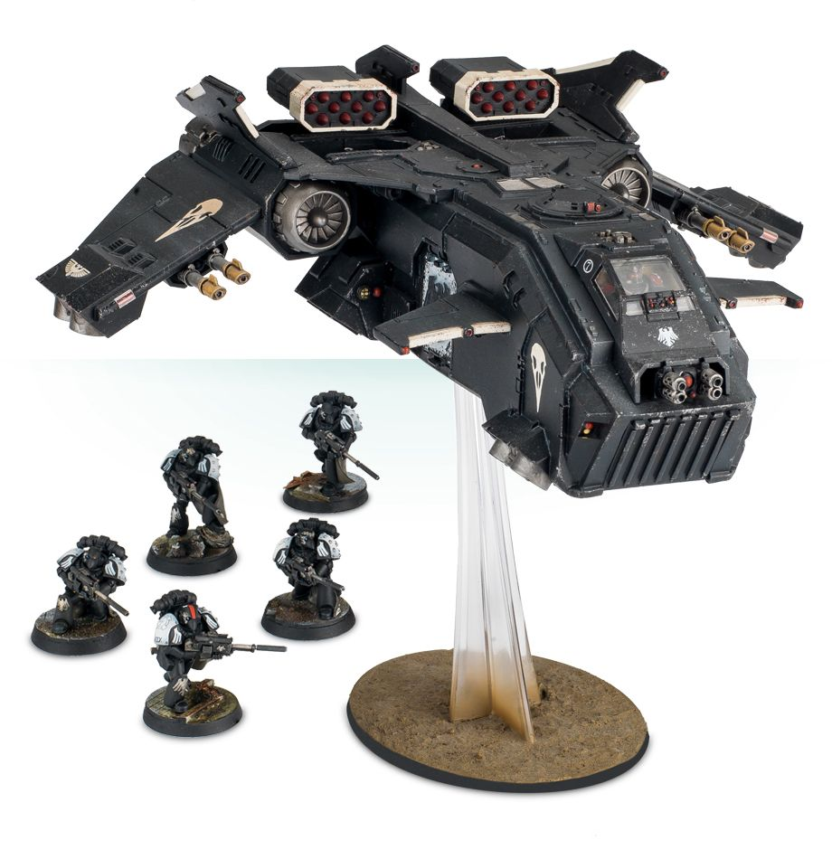 Raven Guard: Darkwing Assault