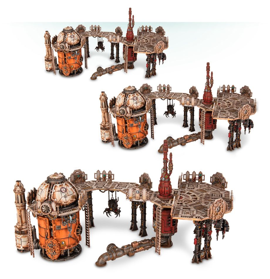 Necromunda Terrain Collection
