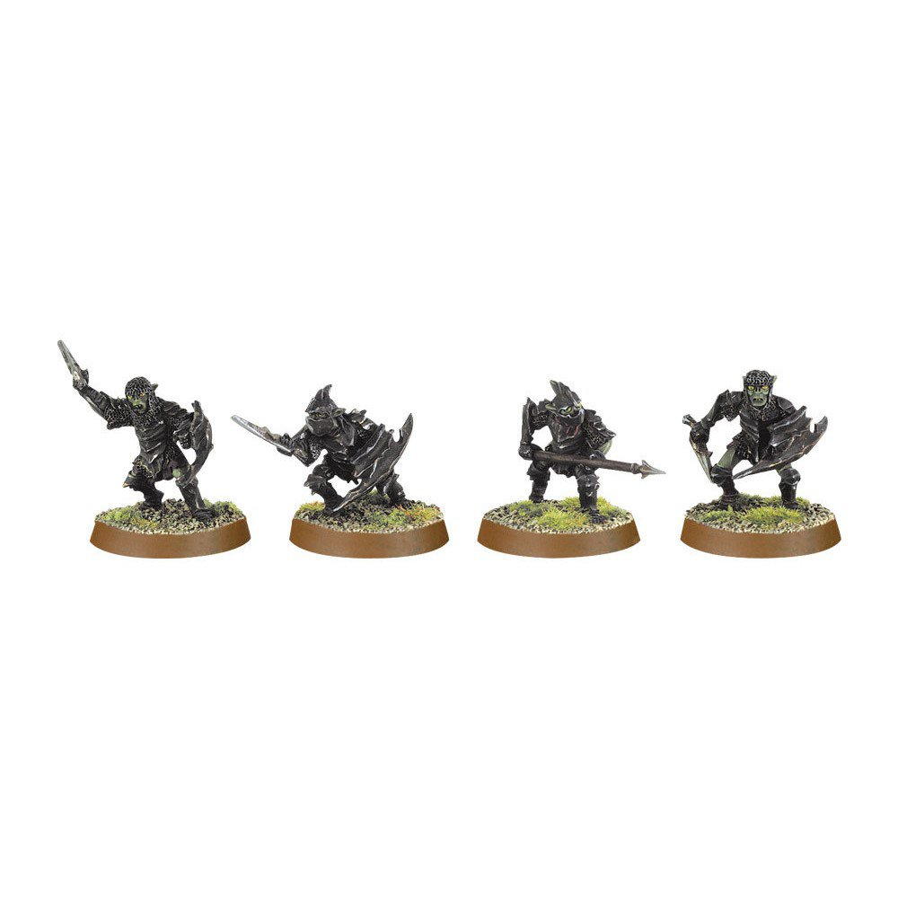 Moria Armoured Goblin Warriors