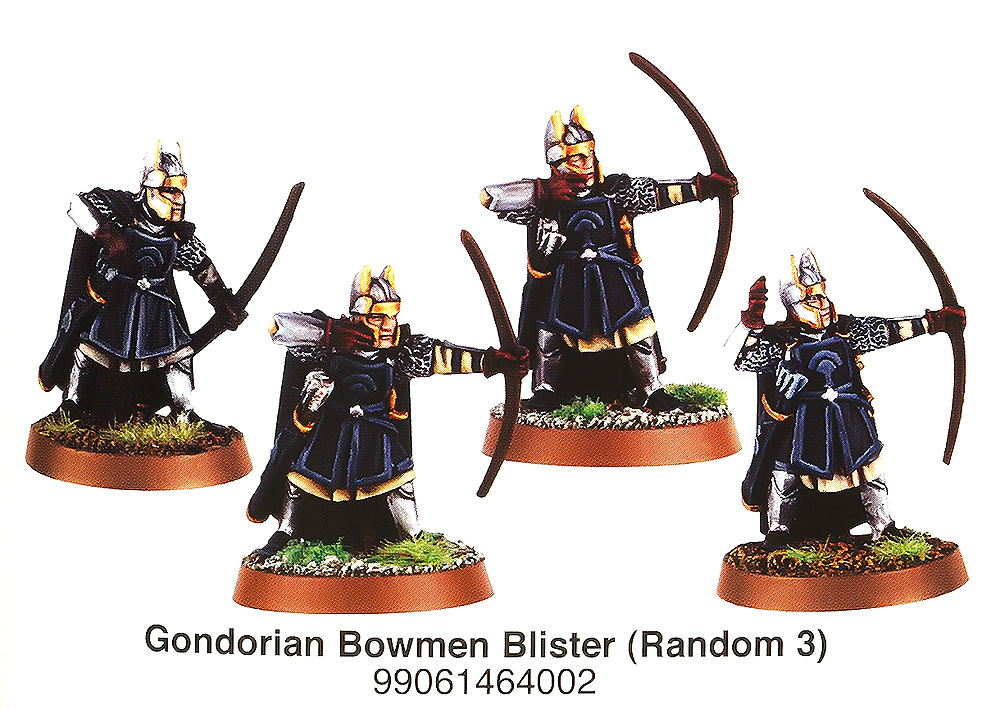 Men of Gondor - Bowmen