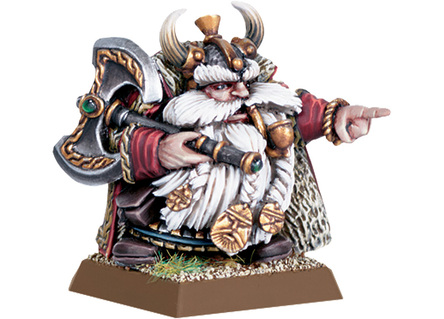 White Dwarf Subscription 2008 - 2009 miniature - Grombrindal