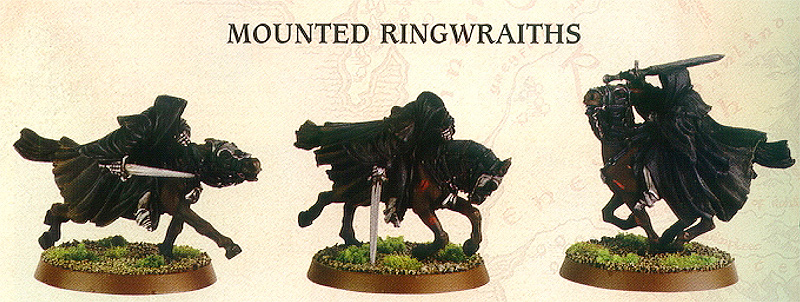 Mounted Ringwraiths
