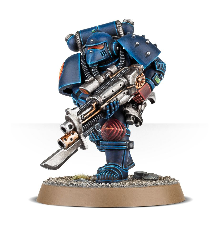 Imperial Space Marine (2016)