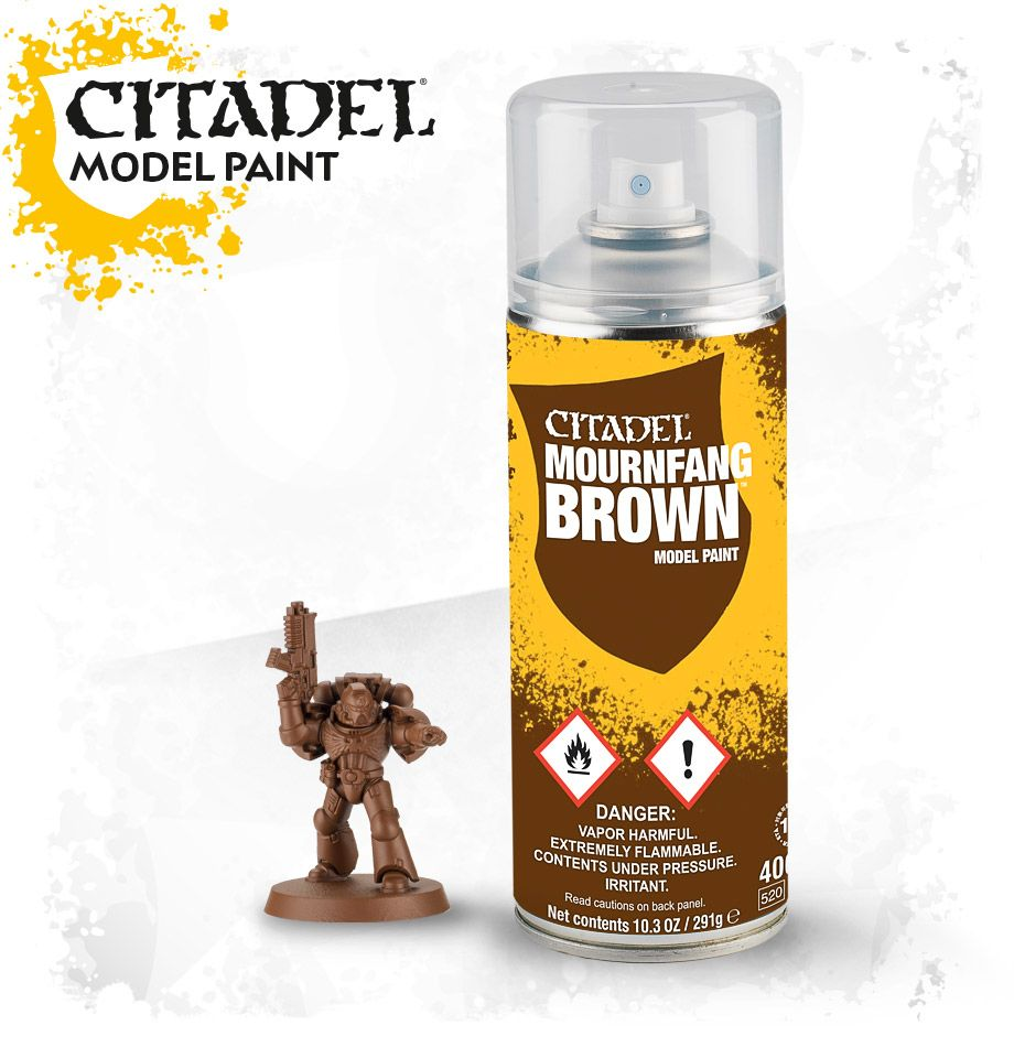 Mournfang Brown Spray