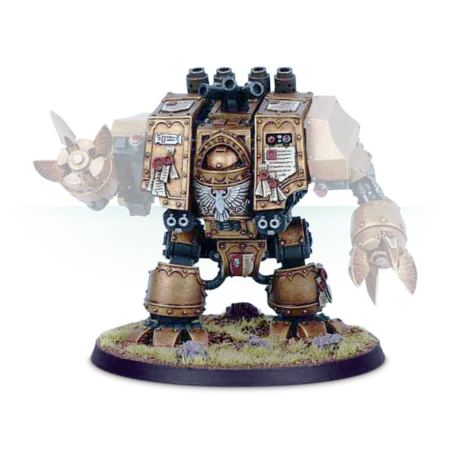 MKIV Venerable Dreadnought