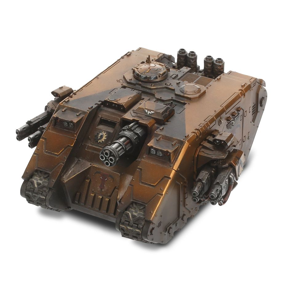 Land Raider Achilles
